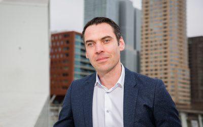 CEO Rogier Raats