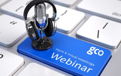 GCO's Going Virtual 2020 Webinar