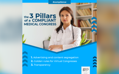 The 3 Pillars Of A Compliant Medical Congress